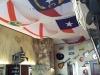 Flaggen im Laden