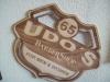 Udos Barbershop Logo
